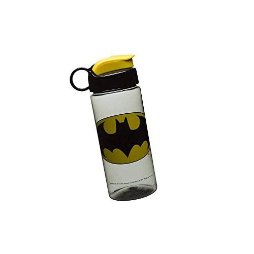 Snap Lid Water Bottle Batman Logo 16 oz Zak