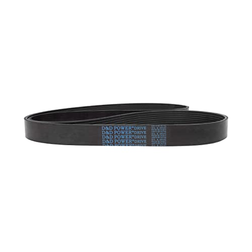 D/&D PowerDrive 150J8 Poly V Belt