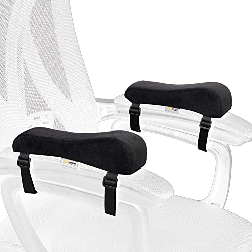 Office Chair Armrest Pads Memory, Chair Arm Covers